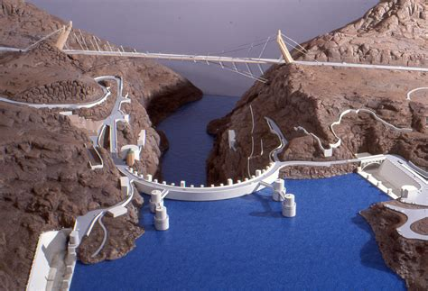Archetectural Designs by Hoover Dam Scale Models Unlimited