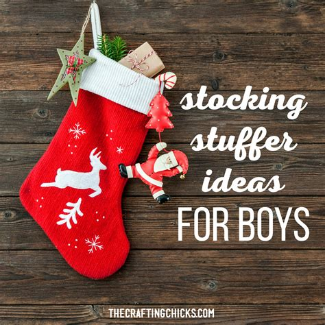 great stocking stuffer ideas stocking stuffer ideas for boys the crafting chicks