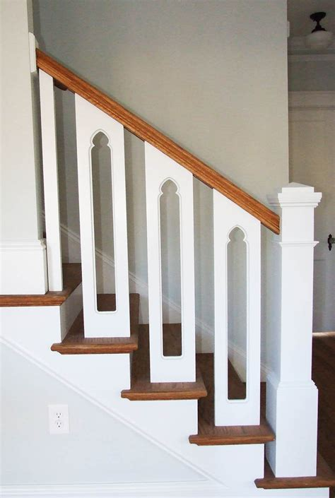 wood banisters wooden baluster custom stairs artistic stairs