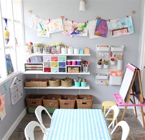 Toddler Playrooms by 25 Unique Kids Craft Storage Ideas On Pinterest Kids