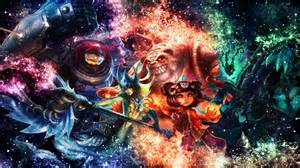 League of legends wallpaper best images collections hd for gadget