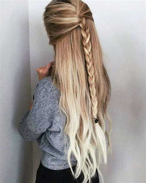 hairstyles ideas for long hair braids long braided hairstyles for ladies long hairstyles 2017