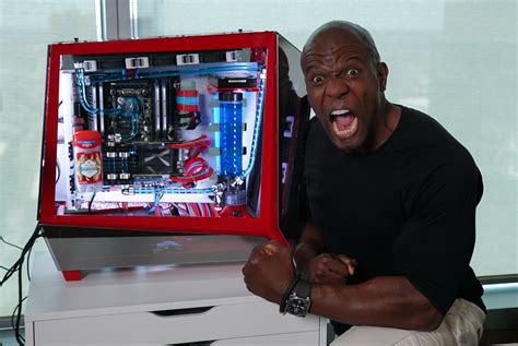 terry crews gaming pc rig spotlight jayztwocents inwin tou 2 0 for terry crews