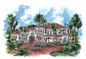 Italian Style House Plans Italian Style House Plans Plan 55 171