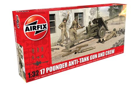 by the gun photo 8 of 12 tributeca 1980 17 pounder anti tank gun 1 32 the airfix tribute