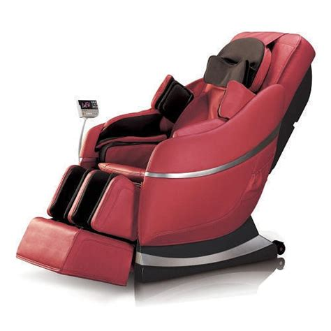 automatic massage chair elite  luxury  massage chair rose red manufacturer  hyderabad
