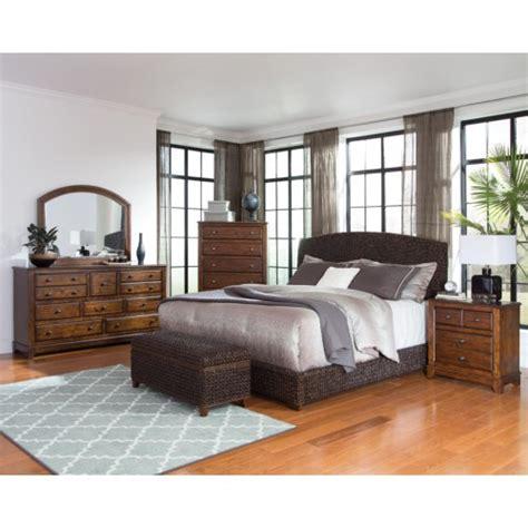 Eastern King Bedroom Set by Laughton 4pc Eastern King Bedroom Set