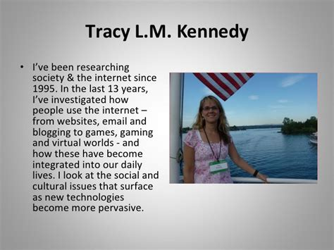 Tracys Presentation Looks Totally Different From Previous Years by T Kennedy Research Teaching