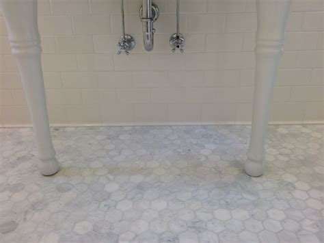 hexagon floor tile bathroom you must a tile or there will be no floor hexagon