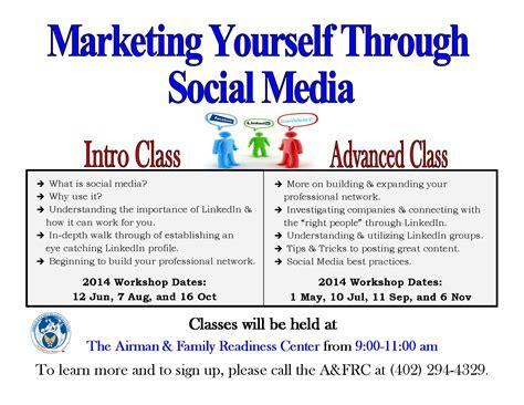 marketing through marketing yourself through social media asmomaha