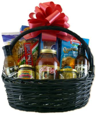 generic gifts gift basket list