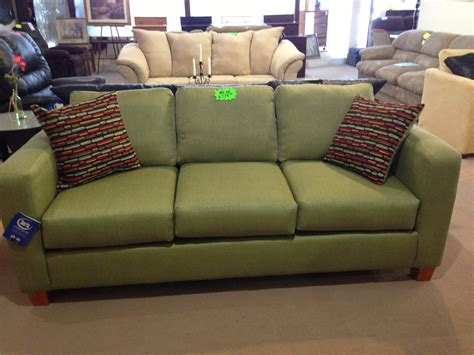 what sofa lime green sofa thesofa