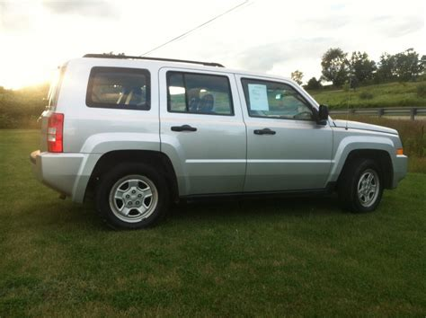 2008 jeep patriot reviews 2008 jeep patriot review 28 images used 2008 jeep