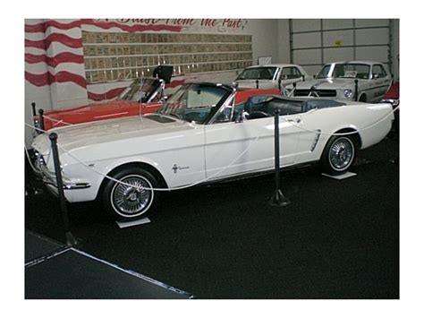 first mustang ever made first ford mustang sold to public has 5 5 million price tag