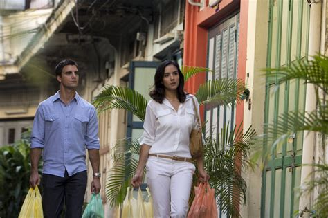 colin egglesfield namorada photo de colin egglesfield a stranger in paradise