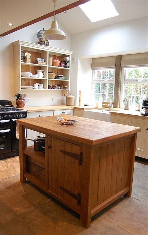 Bespoke Handmade Kitchens - bespoke handmade wood kitchen by eastburn country