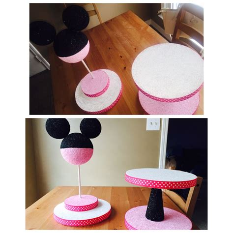 Standing Cup Mickey Mouse Stand Cake minnie mouse cake pop and cup cake stand if you re in