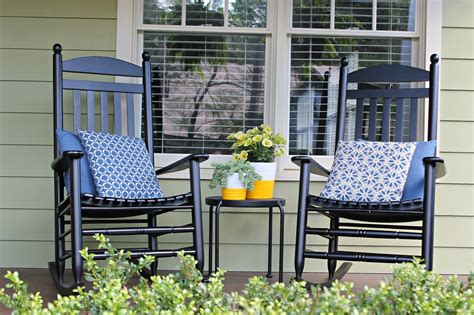 Front Porch Patio Furniture Ideas Front Patio Chairs