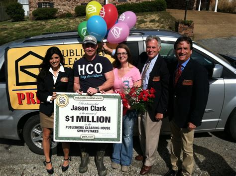 Publishers Clearing House Winners In Mississippi - meet pch s newest superprize winner jason clark pch blog
