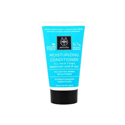 best conditioner for 50 hair apivita mini moisturizing conditioner for all hair types