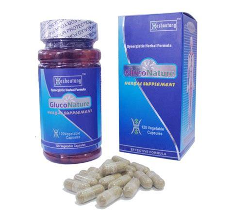 Herbal Krema Cina 1 Botol herbal tonik kesehatan untuk diabetes suplemen