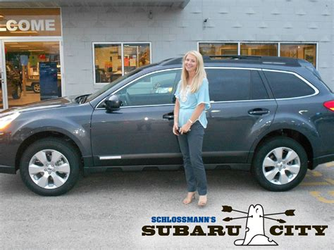 City Subaru by New Customers Their New Cars Schlossmann Subaru City