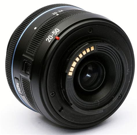 samsung  mm   ed nx  function zoom lens review