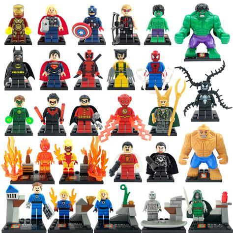 marvel film kahramanlari online kaufen gro 223 handel lego superhelden aus china lego