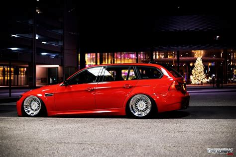 stance bmw  touring  side