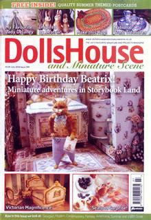 dolls house miniature scene dolls house miniature scene magazine subscription buy