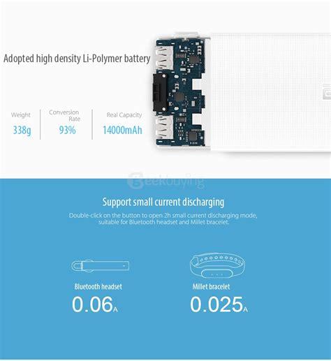 Xiaomi Power 3 Usb Total Output 31a Original Bnib original xiaomi 20000mah power bank 2 white