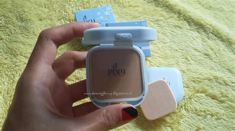 Pixy Refil Cover Smooth Pixy Two Way Cake Cover Smooth Refil Bedak it s me pixy two way cake cover smooth review