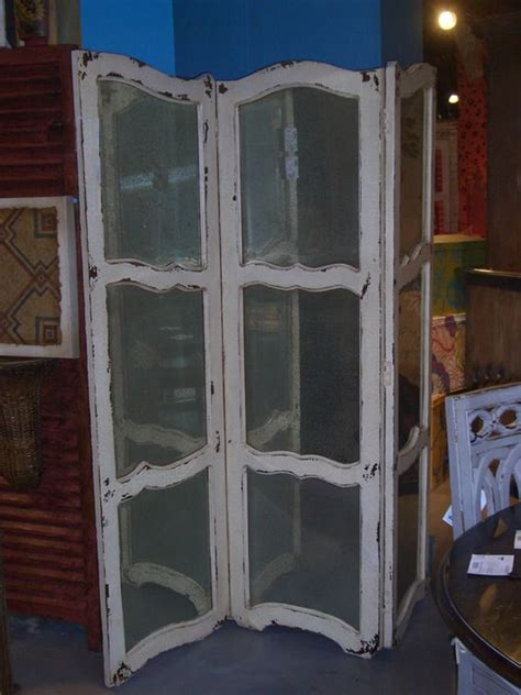 antique mirrored room divider divided we fall