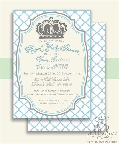 printable baby crown 1000 images about little prince baby shower on pinterest