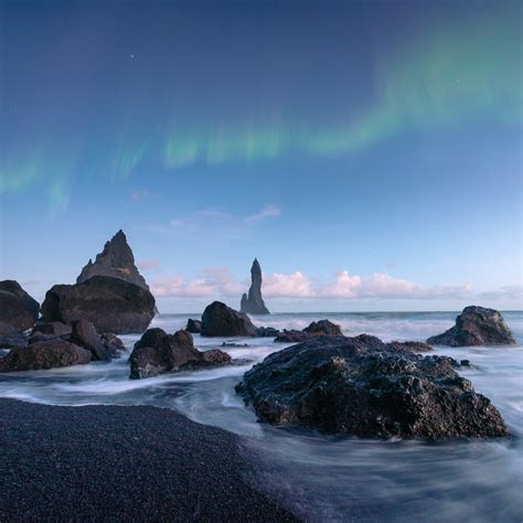 Vik Beach, Iceland   The World?s Most Colorful Beaches