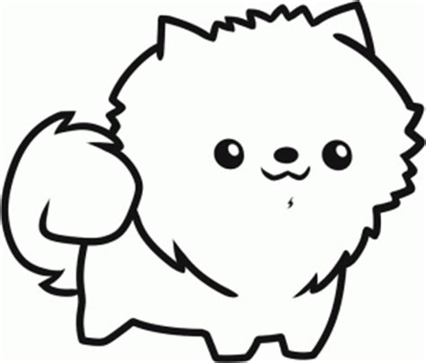 pom dog coloring pages coloring pages