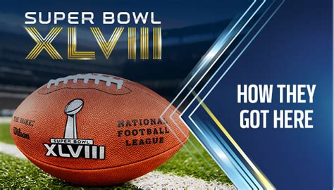 Nfl Ticket Exchange Super Bowl Xlviii Sweepstakes - super bowl matchup national football league super bowl 48