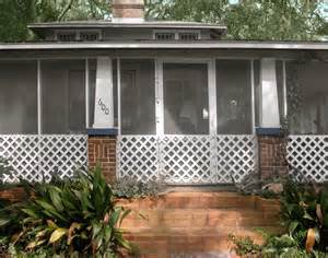 Bungalow With Screened Porch bungalow screened porch google search decks pinterest