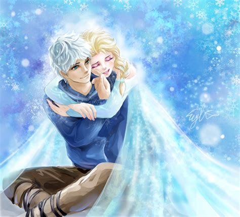 wallpaper frozen jack frost frozen images elsa and jack frost wallpaper and background