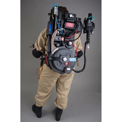 Real Proton Pack by Replica Ghostbusters Proton Backpack