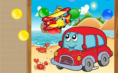 Auto Spiele Kinder by Cars For Puzzle Android Apps On Play