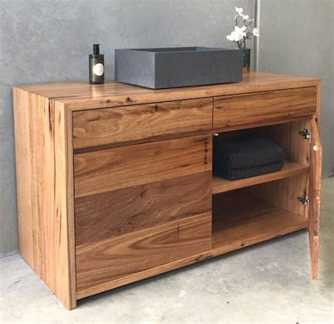 Timber Bathroom Vanities Australia   Lumber Furniture