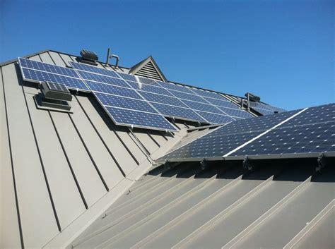 diy rooftop solar diy solar metal roof part 1 planning budgeting
