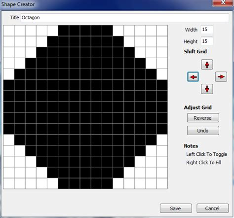 layout editor polygon puzzle shape design