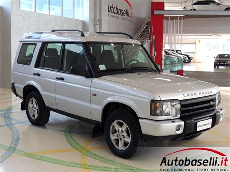 land rover discovery ii 2 5 td5 se climatizzatore digitale
