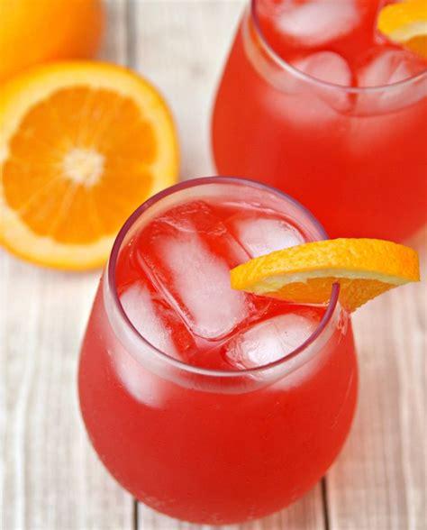 fruit punch recipe fruit punch