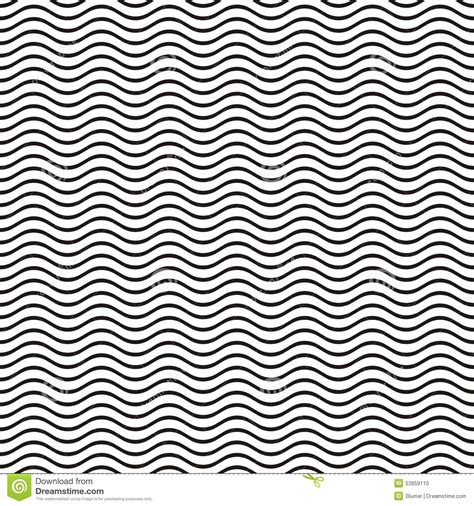 vector line pattern tutorial wavy line pattern seamless
