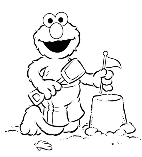 Elmo Coloring Pictures Free Printable Elmo Coloring Pages For Kids Coloring Page Pedia Pictures To Color In