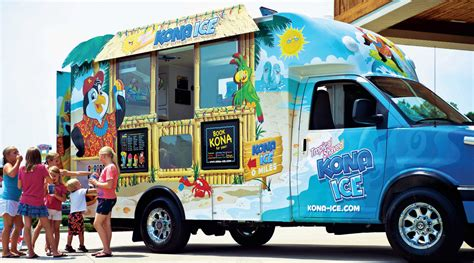 kona ice offering  shaved ice  tuesday whats  store