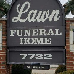 lawn funeral home funeral services cemeteries 7732 w